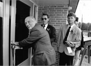 11 Opening Accomodatie 1991