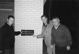 12 Entreegebouw 1999