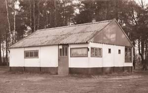 5 Kleedkamergebouw Wit - 1954-1969
