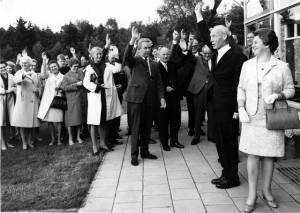 7 Opening Kleedkamers 1969
