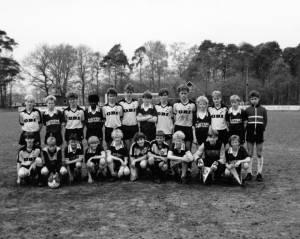 9 1e Sorbotoernooi 1982