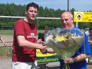 Afscheid Luc Van Amerongen