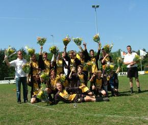 Vorden C1 Kampioen 2007