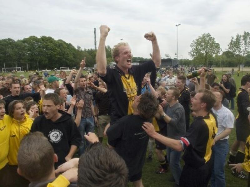1e elftal vv vorden 2007 kampioen