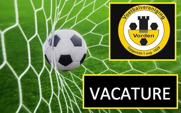 Vacature : Trainer/Coach 3e elftal – Lijnentrekker vrijdagmiddag – Jeugdwedstrijdsecretaris