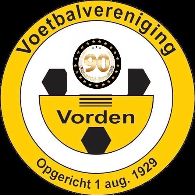 Vorden 1 verliest oefenwedstrijd tegen GSV Giesbeek