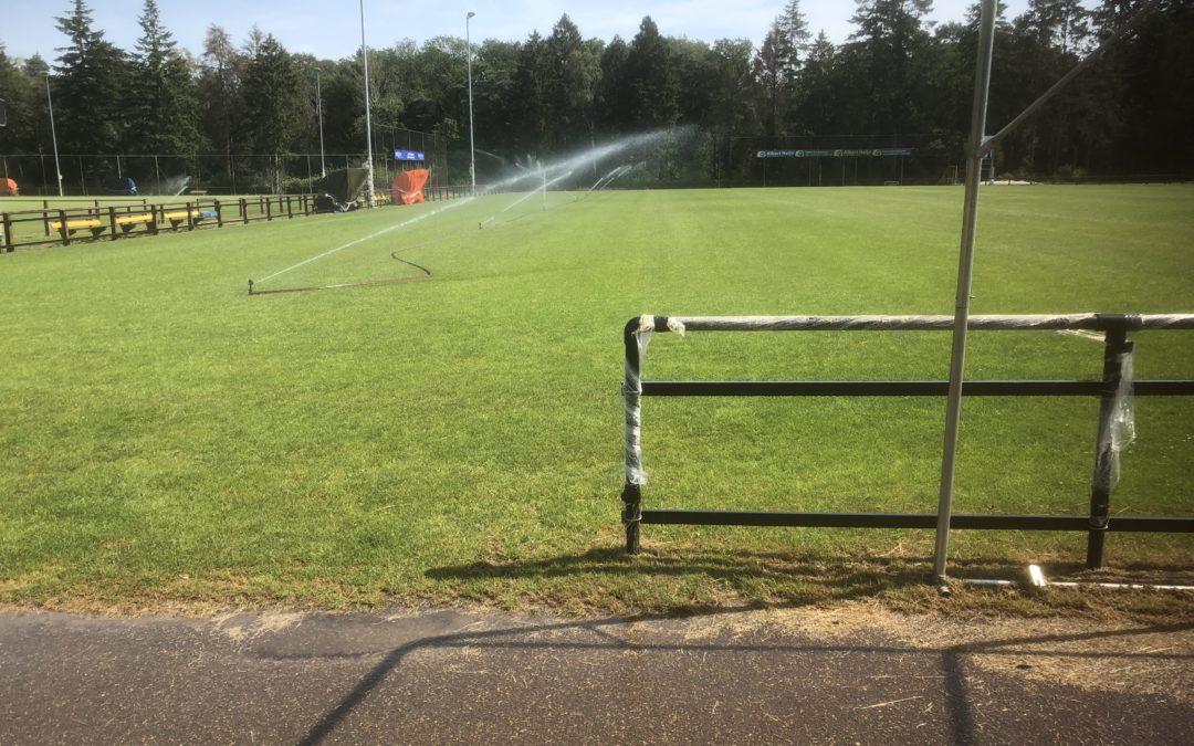 Ontijzeringsinstallatie grondwater in gebruik genomen