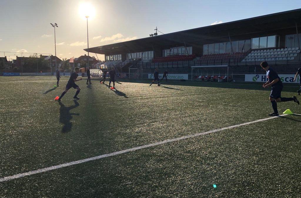 Vorden 1 sluit trainingskamp 'Noordwijk' af met 1-1 tegen de Zweef