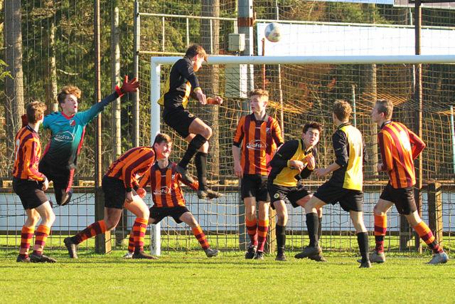 Goede start seizoen 2021-2022 v.v. Vorden-teams