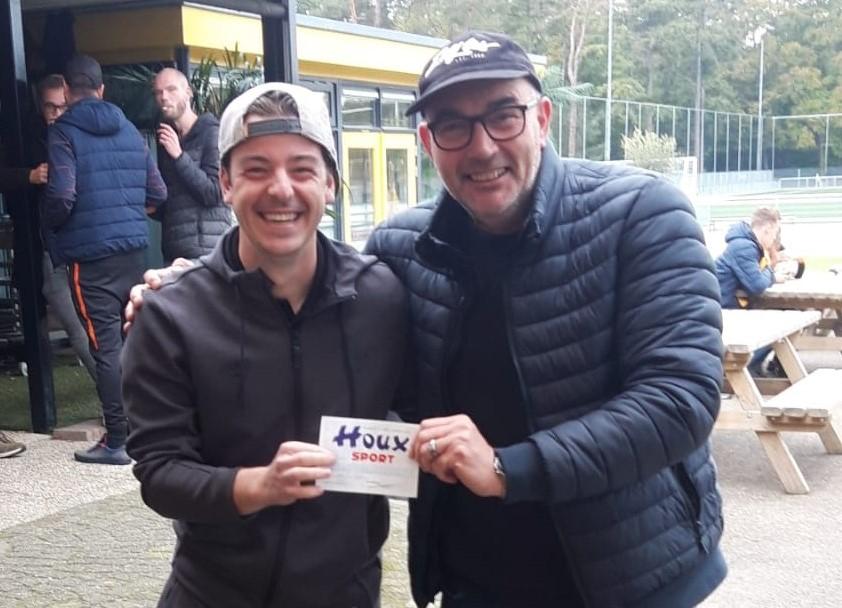 Houx Sport – Man of the match